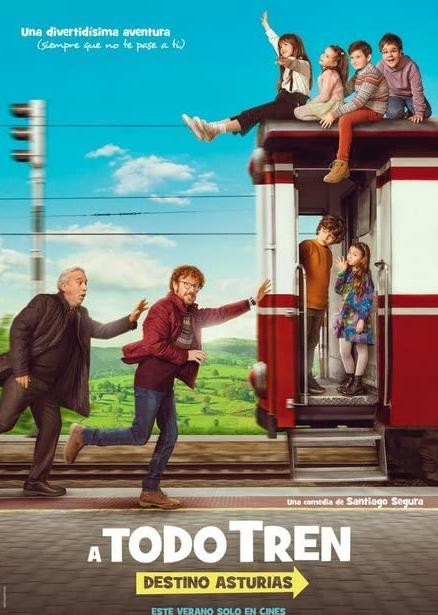 A Todo Tren Destino Asturias 2021 720p Hdcam Latino Dubbed Ettv