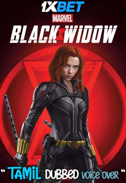 Download Black Widow (2021) Tamil Dubbed (Voice Over) & English [Dual Audio] WebRip 720p [1XBET] Full Movie Online On 1xcinema.com