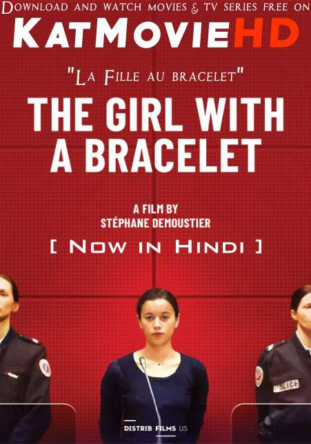 The Girl With A Bracelet (2019) Hindi Dubbed (ORG) [Dual Audio] BluRay 1080p 720p 480p HD [Full Movie]