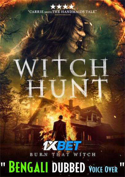 Witch Hunt (2021) Bengali Dubbed (Voice Over) WEBRip 720p [Full Movie] 1XBET