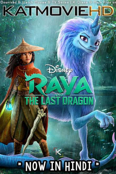 Raya and the Last Dragon (2021) Hindi Dubbed (2.0 ORG) [Dual Audio] WEBRip 1080p 720p 480p [HD]