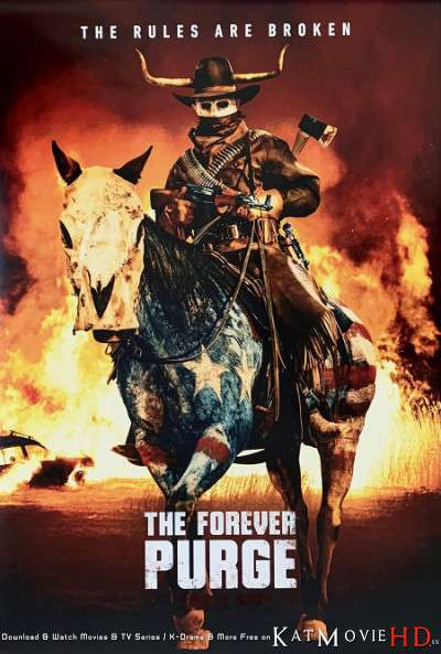 The Forever Purge (2021) Dual Audio Hindi WEB-DL 480p 720p & 1080p [HEVC & x264] [English 5.1 DD] [The Forever Purge Full Movie in Hindi]