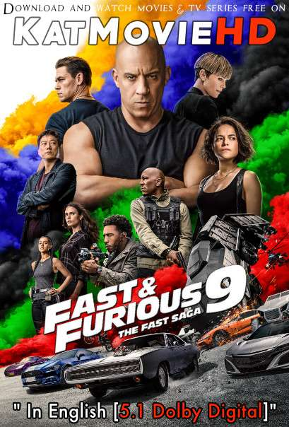 Fast & Furious 9 (2021) Web-DL 480p 720p 1080p [English 5.1 DD] ESubs [F9: The Fast Saga Full Movie]