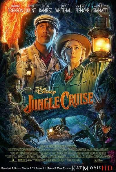 Disney's Jungle Cruise (2021) Web-DL 1080p 720p 480p [In English 5.1 DD] ESubs | Full Movie