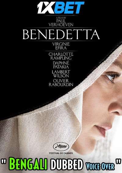 Benedetta (2021) Bengali Dubbed (Voice Over) HDCAM 720p [Full Movie] 1XBET