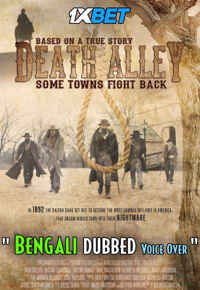 Death Alley (2021) Bengali Dubbed (Voice Over) WEBRip 720p [Full Movie] 1XBET