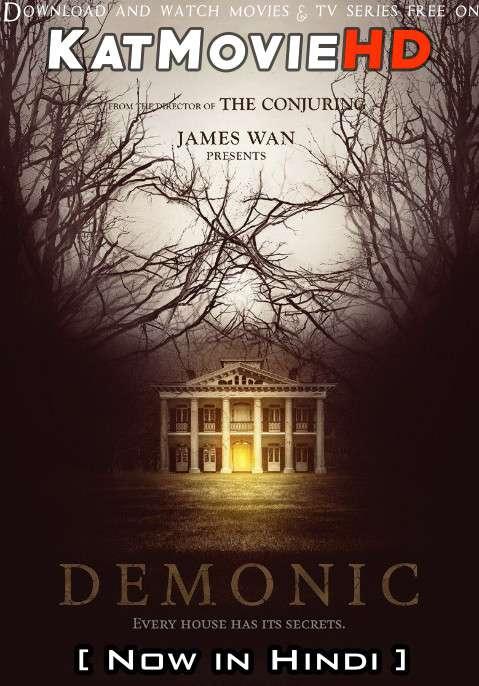 Demonic (2015) Hindi Dubbed (ORG) [Dual Audio] BluRay 1080p 720p 480p HD [Horror Movie]
