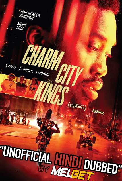 Charm City Kings (2020) Hindi (Voice Over Dubbed) + English [Dual Audio]   WEBRip 720p [MelBET]