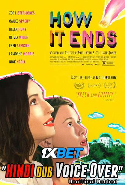 Download How It Ends (2021) WebRip 720p Dual Audio [Hindi (Voice Over) Dubbed + English] [Full Movie] Full Movie Online On 1xcinema.com
