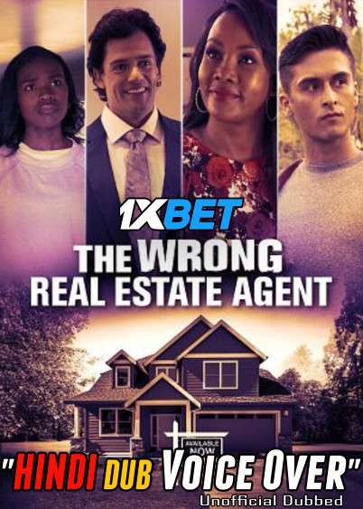 Download The Wrong Real Estate Agent (2021) WebRip 720p Dual Audio [Hindi (Voice Over) Dubbed + English] [Full Movie] Full Movie Online On 1xcinema.com