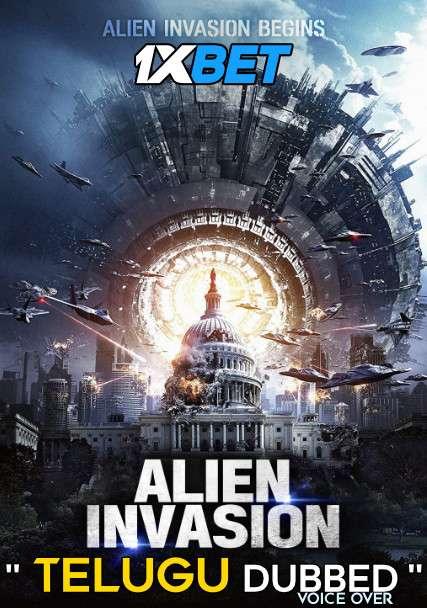 Download Alien Invasion (2020) Telugu Dubbed (Voice Over) & English [Dual Audio] WebRip 720p [1XBET] Full Movie Online On 1xcinema.com