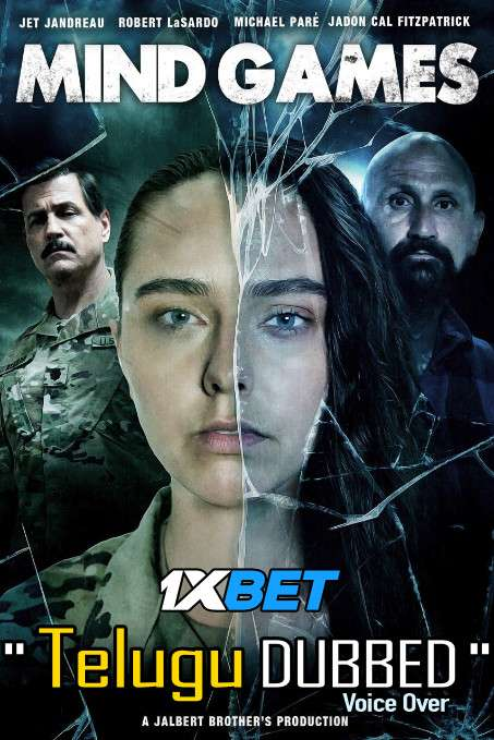 Download Mind Games (2021) Telugu Dubbed (Voice Over) & English [Dual Audio] WebRip 720p [1XBET] Full Movie Online On 1xcinema.com