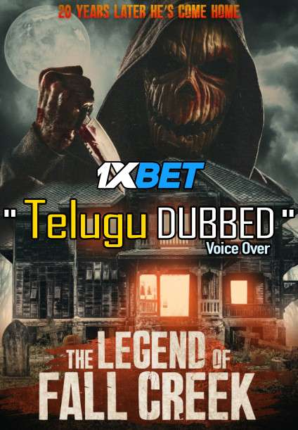 Legend of Fall Creek (2021) Telugu Dubbed (Voice Over) & English [Dual Audio] WebRip 720p [1XBET]