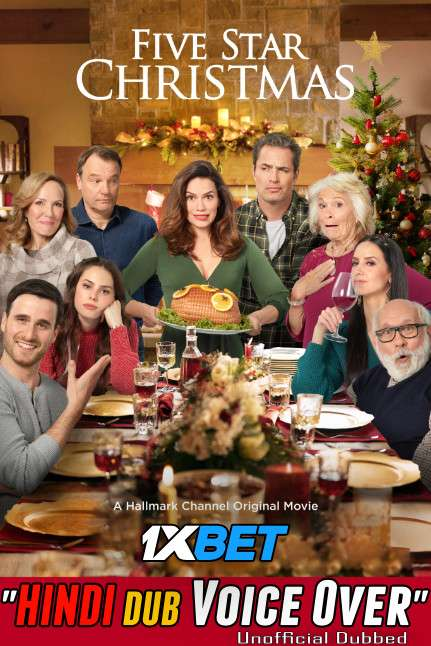 Download Five Star Christmas (2020) WebRip 720p Dual Audio [Hindi (Voice Over) Dubbed + English] [Full Movie] Full Movie Online On 1xcinema.com