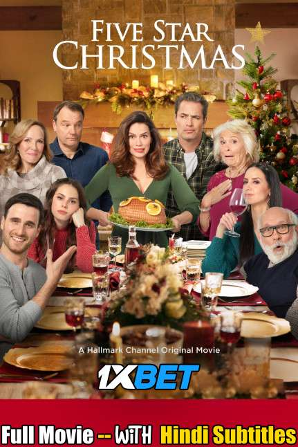 Download Five Star Christmas (2020) WebRip 720p Full Movie [In English] With Hindi Subtitles Full Movie Online On 1xcinema.com