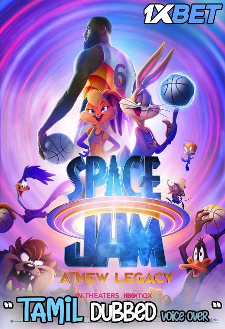 Download Space Jam: A New Legacy (2021) Tamil Dubbed (Voice Over) & English [Dual Audio] WebRip 720p [1XBET] Full Movie Online On 1xcinema.com