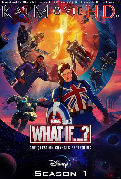 What If…? (Season 1) WEB-DL 1080p 720p 480p [In English + ESubs] [Episode 2 Added !] TV Series
