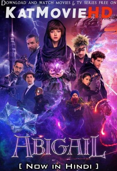 Abigail (2019) Hindi Dubbed (ORG) [Dual Audio] BluRay 1080p 720p 480p HD [Full Movie]