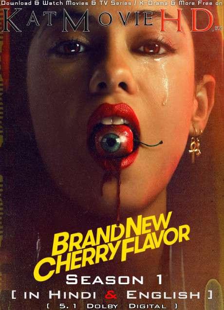 [18+] Brand New Cherry Flavor (Season 1) Hindi (5.1 DD) [Dual Audio] All Episodes | WEB-DL 1080p 720p 480p HD [2021 Netflix Series]
