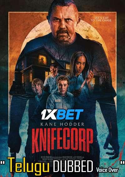 Download Knifecorp (2021) Telugu Dubbed (Voice Over) & English [Dual Audio] WebRip 720p [1XBET] Full Movie Online On 1xcinema.com