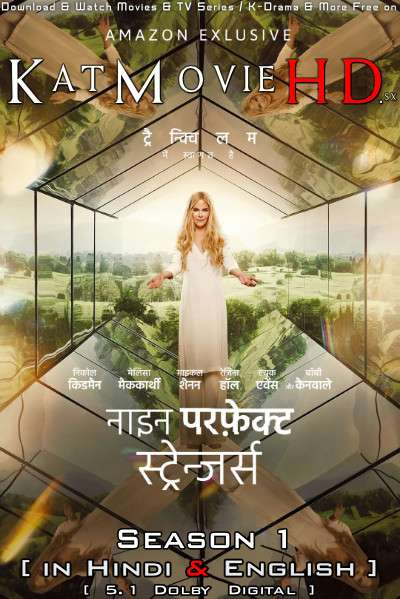 Nine Perfect Strangers (Season 1) Hindi (ORG) [Dual Audio] All Episodes | WEB-DL 1080p 720p 480p HD [Episode 05-08 Added]