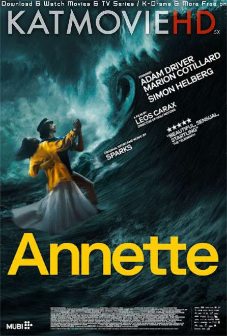 Annette (2021) Web-DL 480p 720p 1080p HD [In English 5.1 DD] ESubs (Full Movie)