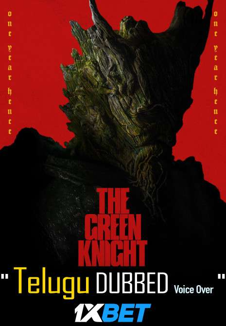 The Green Knight (2021) Telugu Dubbed (Voice Over) & English [Dual Audio] WEBRip 720p [1XBET]