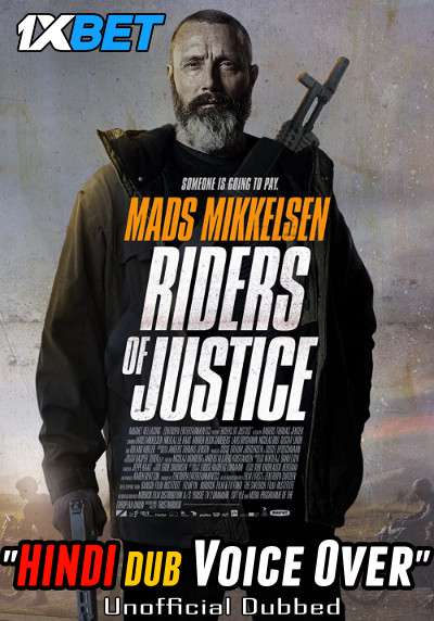 Riders of Justice (2020) Hindi (Voice Over) Dubbed+ English [Dual Audio] BluRay 720p [1XBET]