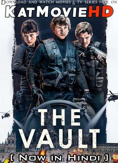 The Vault (2021) Hindi Dubbed (ORG) [Dual Audio] BluRay 1080p 720p 480p HD [Way Down Full Movie]