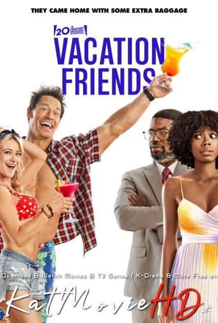 Vacation Friends (2021) Web-DL 480p 720p 1080p [In English 5.1 DD] ESubs (Full Movie)