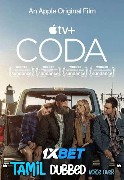 Download CODA (2021) Tamil Dubbed (Voice Over) & English [Dual Audio] WebRip 720p [1XBET] Full Movie Online On 1xcinema.com