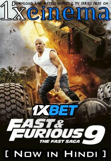 F9: The Fast Saga (2021) Hindi Dubbed (CAM Audio) [Dual Audio] WEB-DL 1080p 720p 480p HD [Fast & Furious 9 Full Movie]