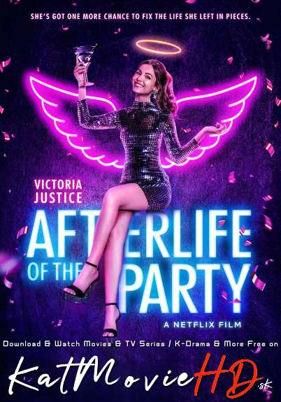Afterlife of the Party (2021) Web-DL 480p 720p [In English 5.1 DD] ESubs (Full Movie)