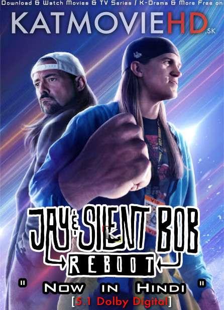 Jay and Silent Bob Reboot (2019) Hindi Dubbed (5.1 DD) [Dual Audio] BluRay 1080p 720p 480p HD [Full Movie]