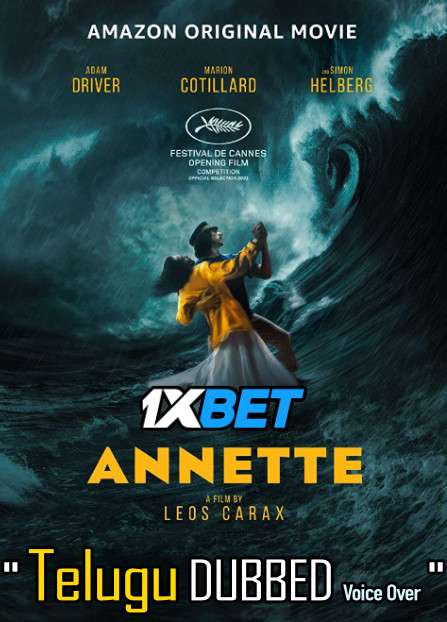Annette (2021) Telugu Dubbed (Voice Over) & English [Dual Audio] WebRip 720p [1XBET]