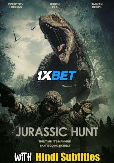 Download Jurassic Hunt (2021) Full Movie [In English] With Hindi Subtitles   WebRip 720p [1XBET] FREE on 1XCinema.com & KatMovieHD.sk