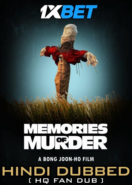 Memories of Murder (2003) Hindi Dubbed [By KMHD] & Korean [Dual Audio] BluRay 1080p / 720p / 480p [HD]