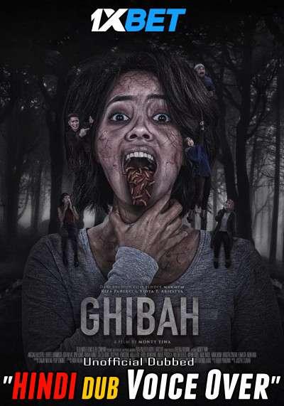 Download Ghibah (2021) Hindi (Voice Over) Dubbed+ Indonesian [Dual Audio] WebRip 720p [1XBET] Full Movie Online On 1xcinema.com & KatMovieHD.sk
