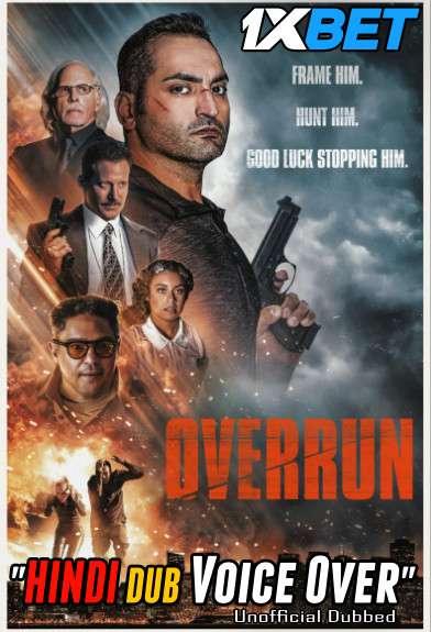 Download Overrun (2021) Hindi (Voice Over) Dubbed+ English [Dual Audio] WebRip 720p [1XBET] Full Movie Online On 1xcinema.com & KatMovieHD.sk