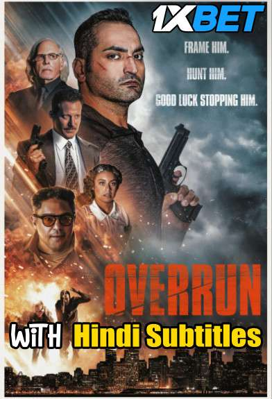 Overrun (2021) Full Movie [In English] With Hindi Subtitles | WebRip 720p [1XBET]