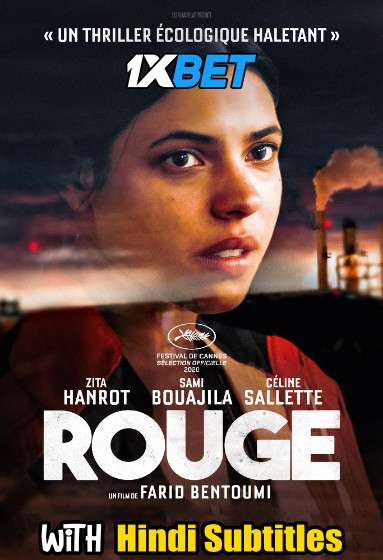 Rouge (2021) Full Movie [In French] With Hindi Subtitles | WebRip 720p [1XBET]