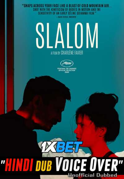 Slalom (2020) Hindi (Voice Over) Dubbed+ French [Dual Audio] BluRay 720p [1XBET]
