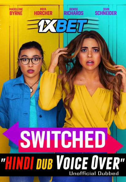 Switched (2020) Hindi (Voice Over) Dubbed+ English [Dual Audio] WebRip 720p [1XBET]