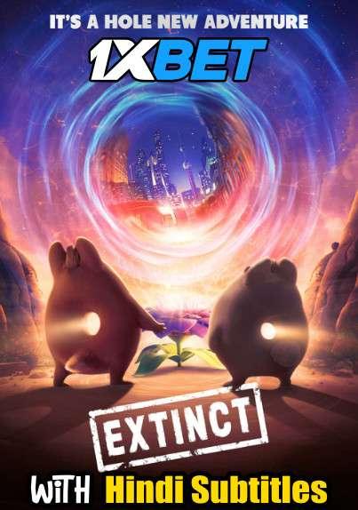 Extinct (2021) Full Movie [In English] With Hindi Subtitles | WebRip 720p [1XBET]