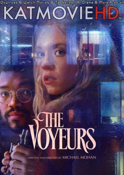 [18+] The Voyeurs (2021) Web-DL 480p 720p 1080p [HEVC & x264] [In English (5.1 DD)] ESubs (Full Movie)