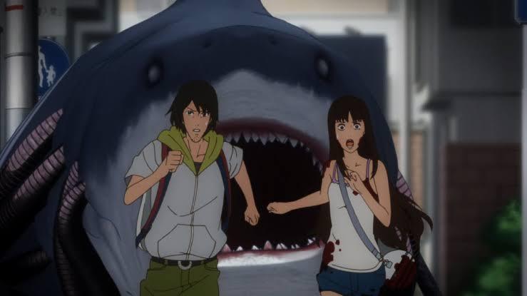 GYO Tokyo Fish Attack (2011) [Eng Sub] Download