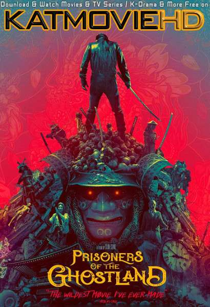 Prisoners of the Ghostland (2021) Web-DL 720p HEVC [In English] ESubs (Full Movie)