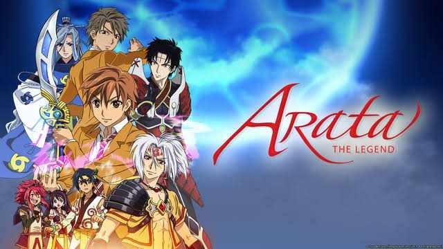 Arata Kangatari (Arata: The Legend) (Season 01) (2013) [Eng Sub] Download