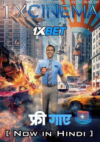 Free Guy (2021) Web-DL 1080p 720p 480p Hindi Dubbed [Dual Audio] [Full Movie] – 1XBET