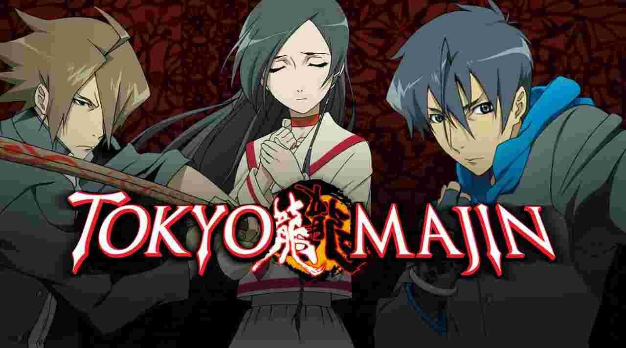 Tokyo Majin (Season 01) (Tokyo Majin Gakuen Kenpucho Tou) (2007) [Eng Sub] Download